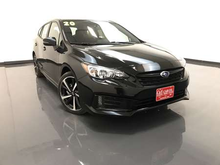 2020 Subaru Impreza 2.0i Sport w/Eyesight for Sale  - SB8345  - C & S Car Company