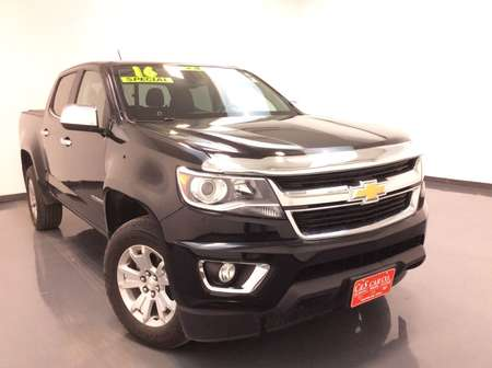 2016 Chevrolet Colorado Crew Cab 4WD for Sale  - 15982  - C & S Car Company