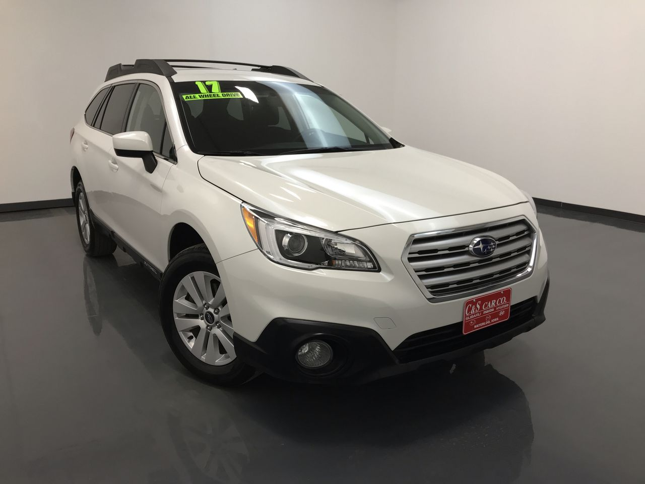 2017 Subaru Outback 2.5i Premium  - SB8276A  - C & S Car Company