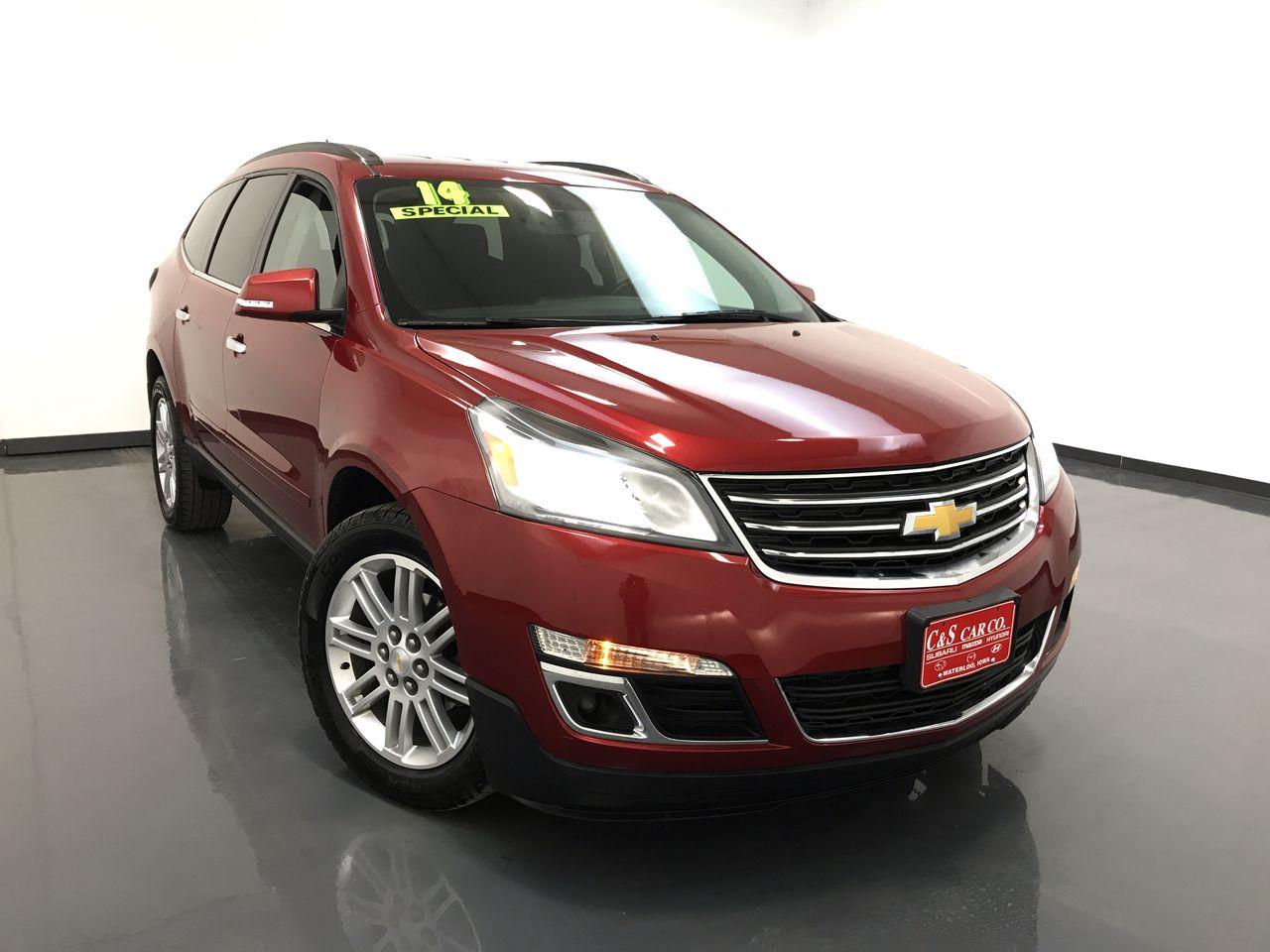 2014 Chevrolet Traverse LT  w/1LT  - HY8280A  - C & S Car Company