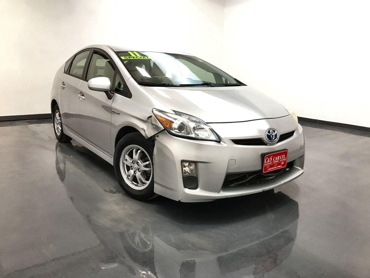2011 Toyota Prius V  - SB7596A1  - C & S Car Company