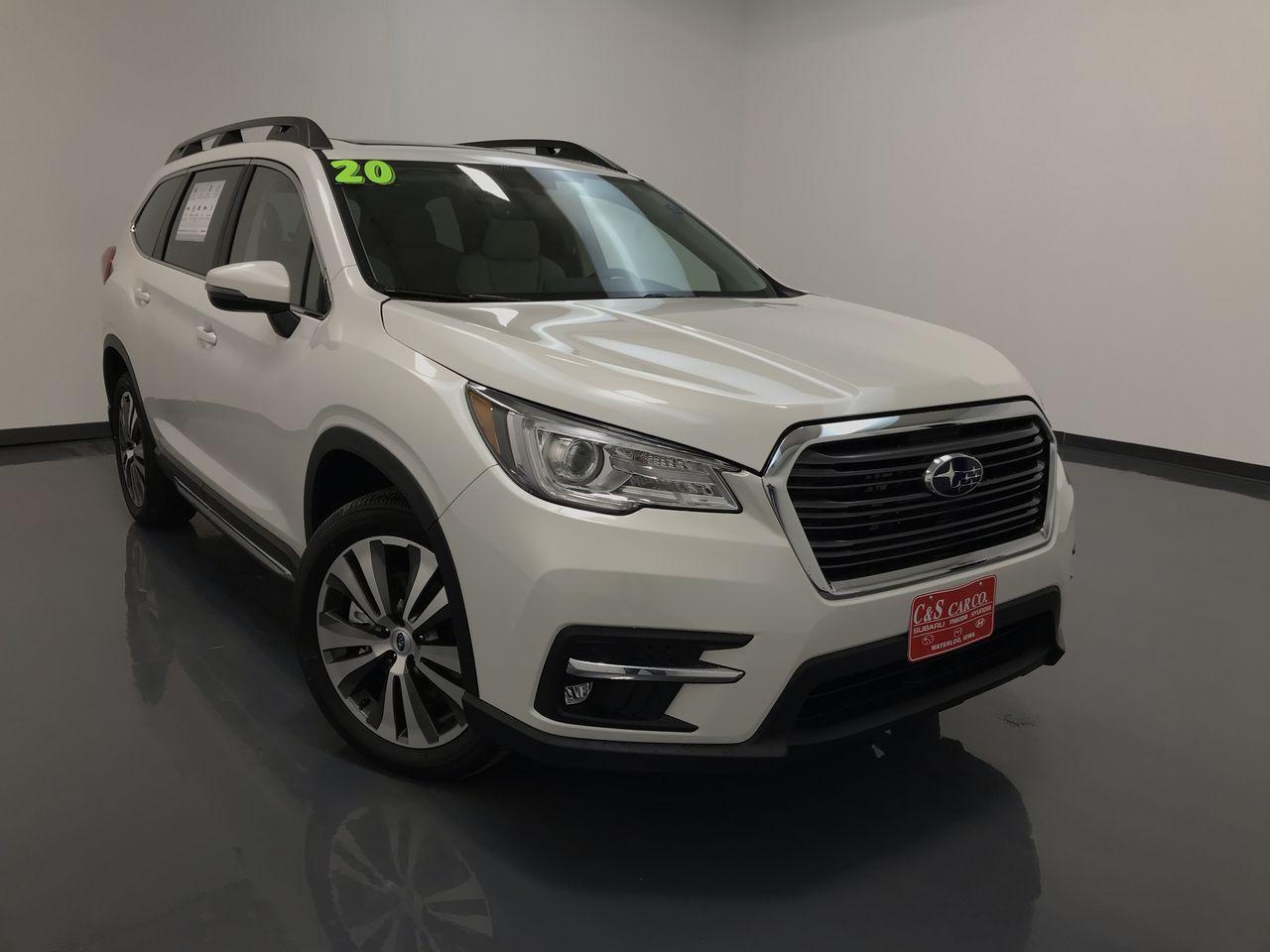 2020 Subaru Ascent Limited Awd W Eyesight