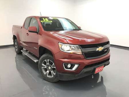 2016 Chevrolet Colorado Ext Cab 4WD for Sale  - 15986  - C & S Car Company