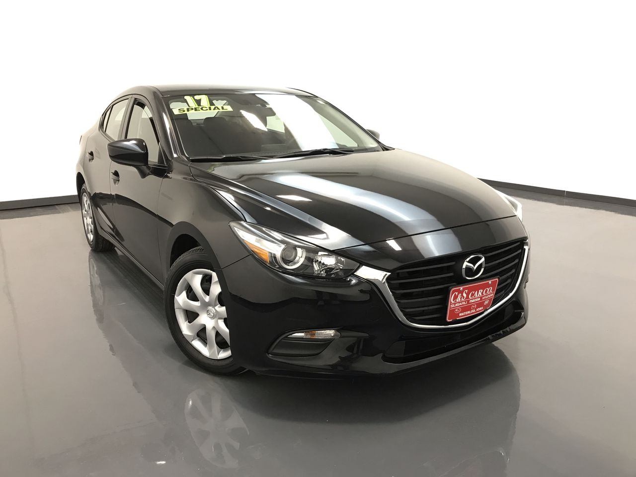 2017 Mazda Mazda3 i Sport  - SB8350A  - C & S Car Company