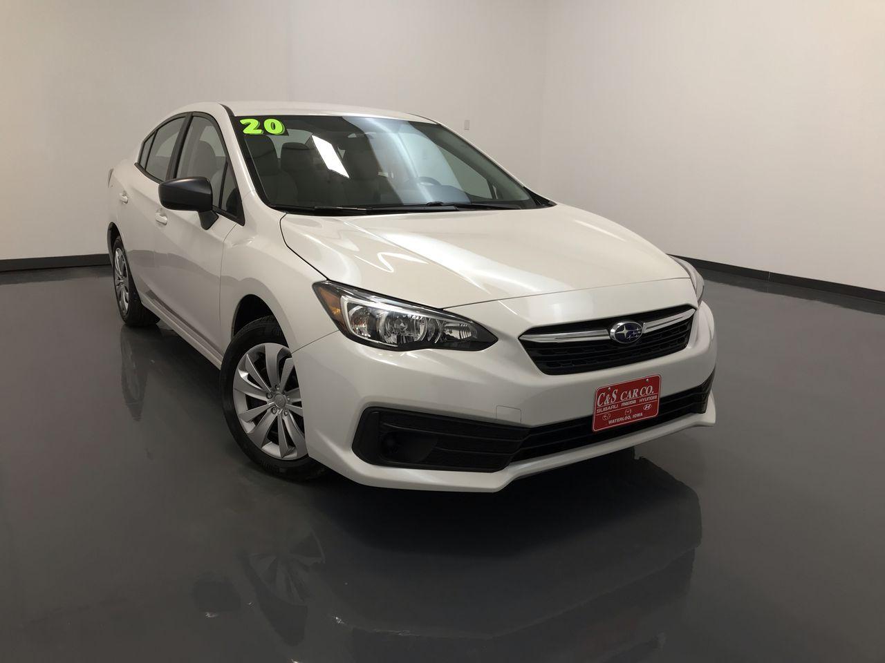 2020 Subaru Impreza 2.0i  - SB8364  - C & S Car Company