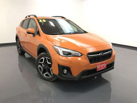 2020 Subaru Crosstrek 2.0i Limited w/Eyesight for Sale  - SB8370  - C & S Car Company