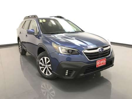 2020 Subaru Outback 2.5i Premium w/Eyesight for Sale  - SB8368  - C & S Car Company