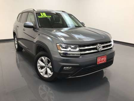 2018 Volkswagen Atlas SE 4Motion V6 for Sale  - 15991  - C & S Car Company