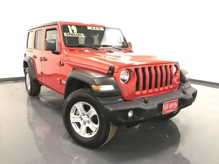 2019 Jeep Wrangler Unlimited Sport S 4WD for Sale  - 16003  - C & S Car Company