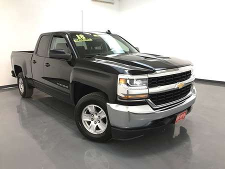 2018 Chevrolet Silverado 1500 LT Dbl Cab 4WD for Sale  - 15989  - C & S Car Company