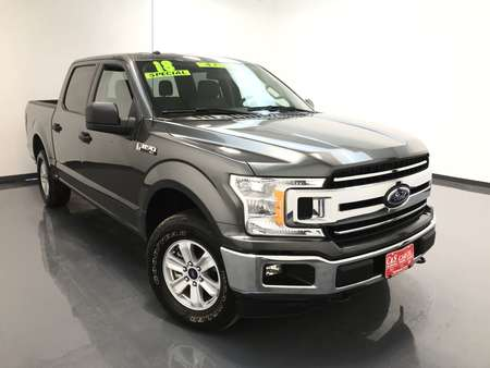 2018 Ford F-150 XLT Supercrew 4WD for Sale  - 15998  - C & S Car Company