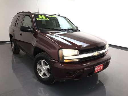 2006 Chevrolet TrailBlazer LS 4WD for Sale  - HY7943A  - C & S Car Company