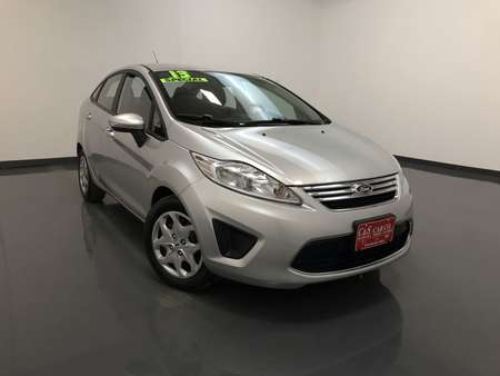 2013 Ford Fiesta SfE for Sale  - SB8374A  - C & S Car Company