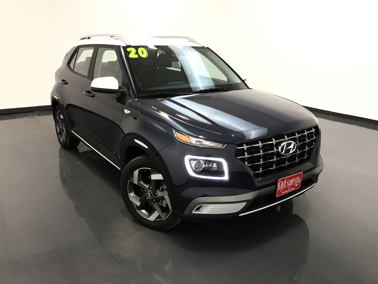 2020 Hyundai VENUE Denim Edition  - HY8293  - C & S Car Company
