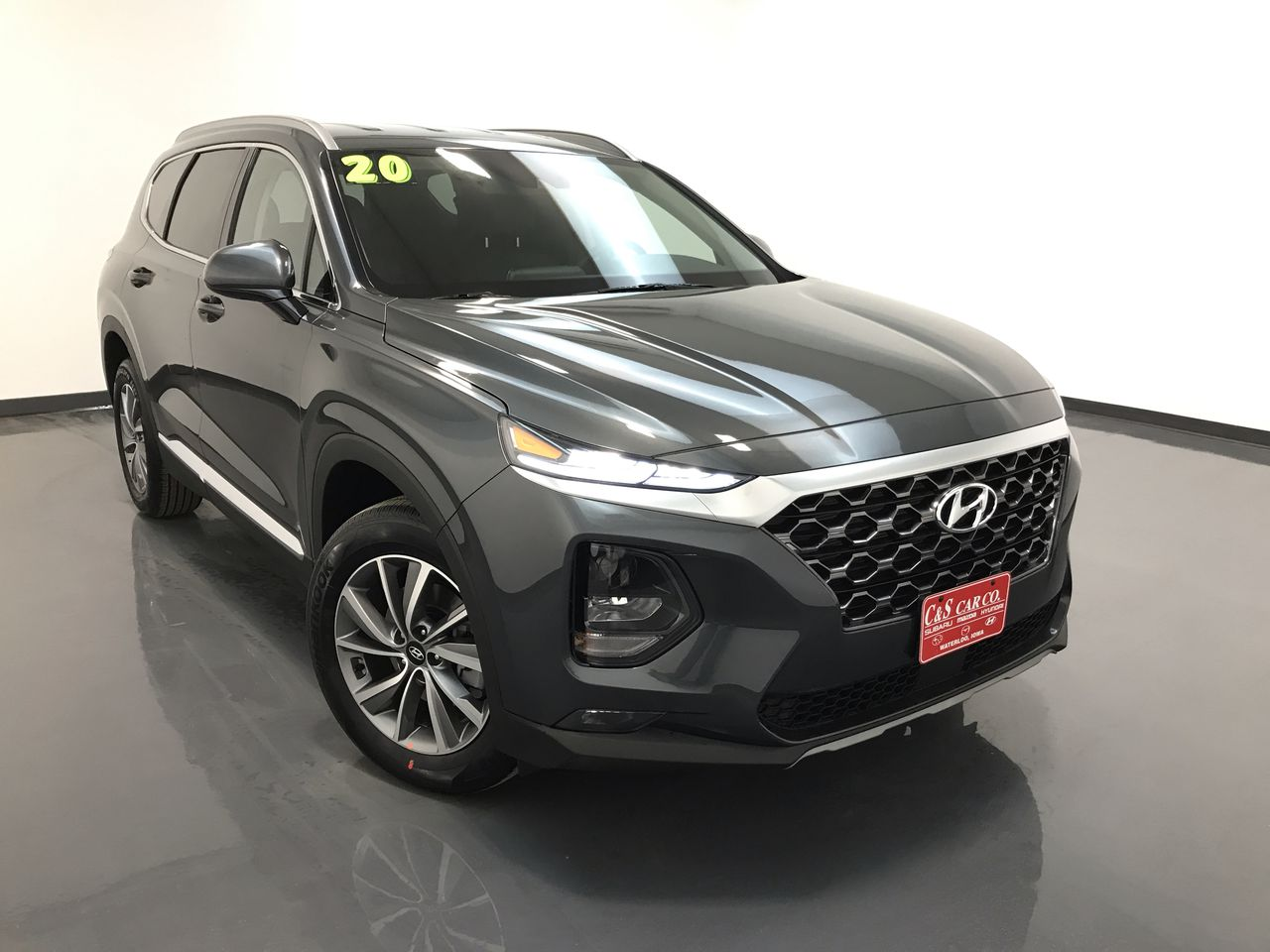 2020 Hyundai Santa Fe SEL AWD  - HY8291  - C & S Car Company