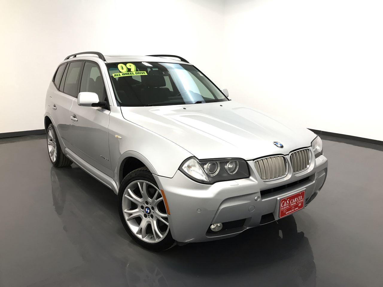2009 BMW X3 XDrive  3.0i  - SB8241B  - C & S Car Company