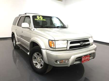 2000 Toyota 4Runner Limited 4WD for Sale  - 15984C  - C & S Car Company