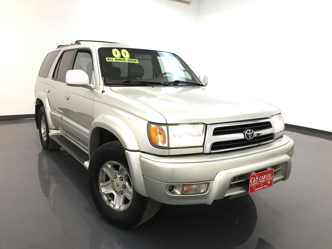 2000 Toyota 4Runner Limited 4WD  - 15984C  - C & S Car Company