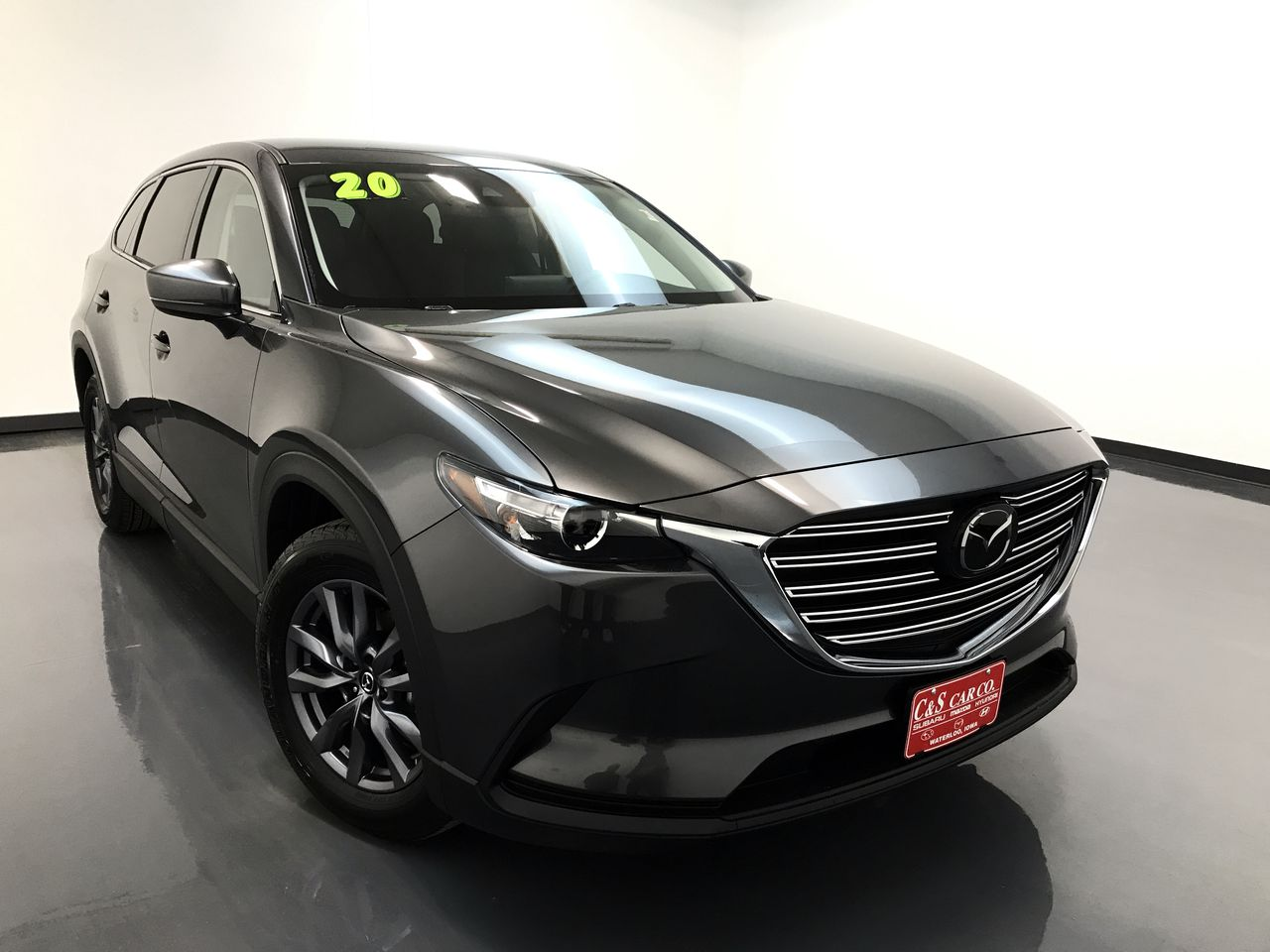 2020 Mazda CX-9 Touring AWD  - MA3329  - C & S Car Company