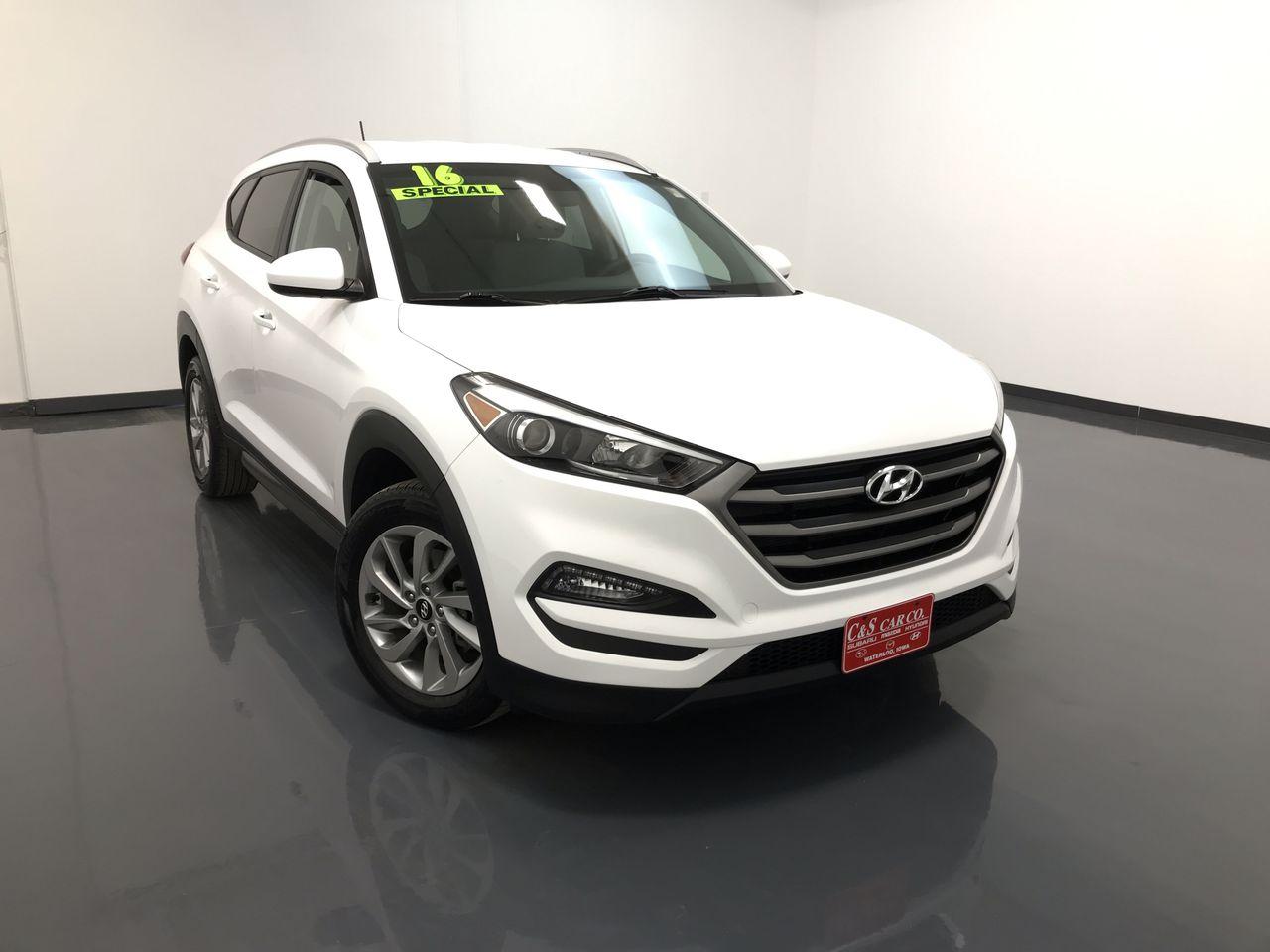 2016 Hyundai Tucson SE  - SB7127A  - C & S Car Company
