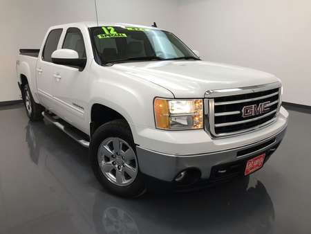 2012 GMC Sierra 1500 SLT Crew Cab 4WD for Sale  - 15788A  - C & S Car Company