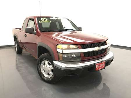 2005 Chevrolet Colorado LS Ext Cab 4WD Z85 for Sale  - HY7842C  - C & S Car Company