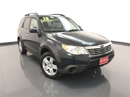 2010 Subaru Forester 4D Utility for Sale  - HY7839A  - C & S Car Company