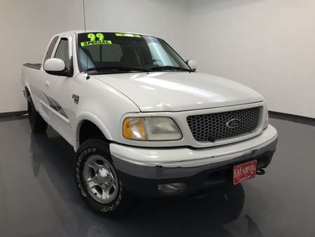 1999 Ford F-150 XLT SuperCab 4x4 for Sale  - 15945A  - C & S Car Company