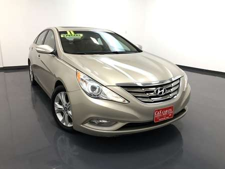2011 Hyundai Sonata Limited for Sale  - SB8375A  - C & S Car Company