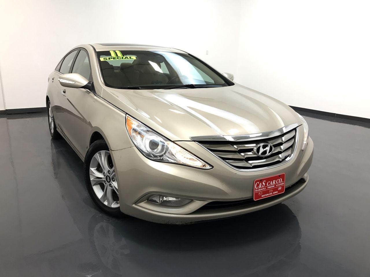 2011 Hyundai Sonata Limited  - SB8375A  - C & S Car Company