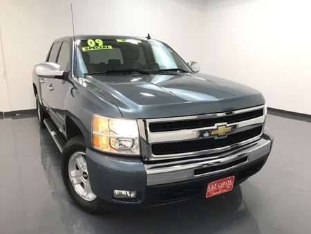 2009 Chevrolet Silverado 1500 LT Crew Cab 4WD for Sale  - 15580A  - C & S Car Company