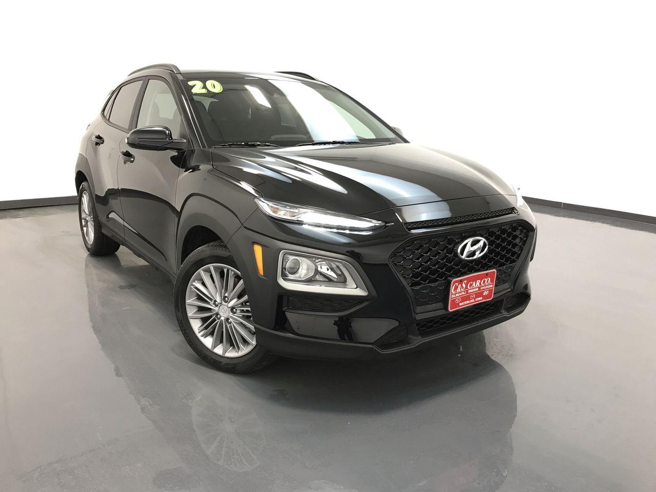 2020 Hyundai kona SEL  AWD 2.0L  - HY8301  - C & S Car Company