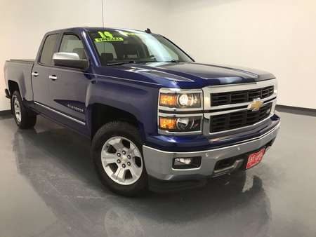 2014 Chevrolet Silverado 1500 LTZ Double Cab 4WD for Sale  - 15994A  - C & S Car Company