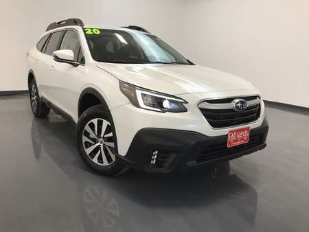 2020 Subaru Outback 2.5i Premium w/Eyesight for Sale  - SB8387  - C & S Car Company