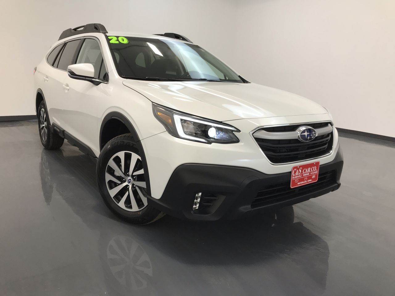 2020 Subaru Outback 2.5i Premium w/Eyesight  - SB8387  - C & S Car Company