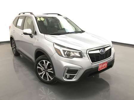 2020 Subaru Forester 2.5i Limited w/ Eyesight for Sale  - SB8398  - C & S Car Company