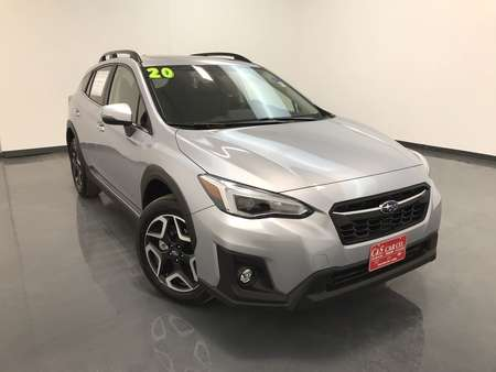 2020 Subaru Crosstrek 2.0i Limited w/Eyesight for Sale  - SB8394  - C & S Car Company
