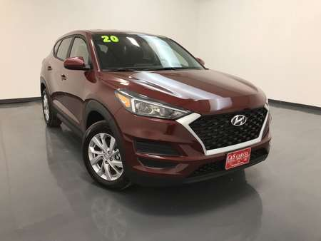 2020 Hyundai Tucson SE  AWD for Sale  - HY8307  - C & S Car Company