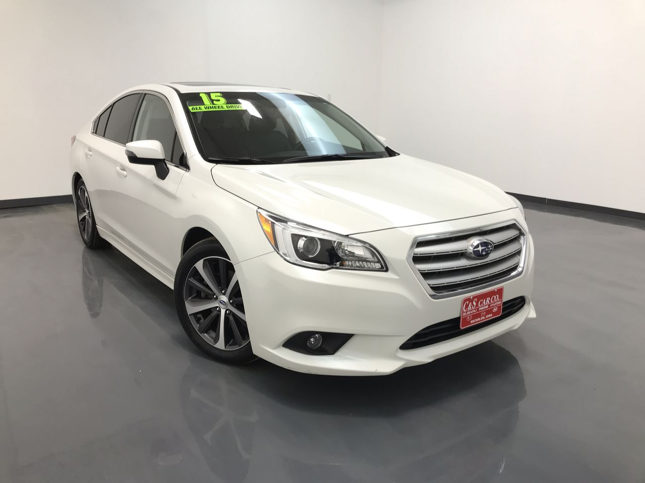 Subaru Legacy 3.6 R >> 2015 Subaru Legacy 3 6r Limited W Eyesight Stock Sb8406a Waterloo Ia
