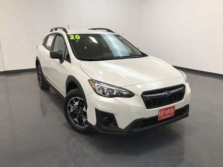 2020 Subaru Crosstrek 2.0i w/Eyesight for Sale  - SB8426  - C & S Car Company