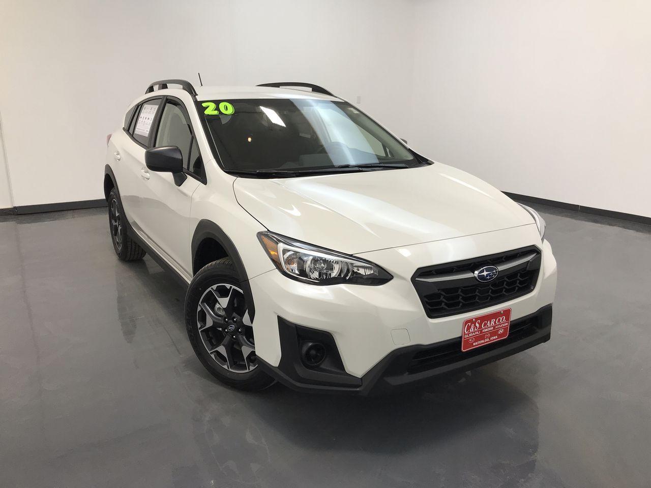2020 Subaru Crosstrek 2.0i w/Eyesight  - SB8426  - C & S Car Company