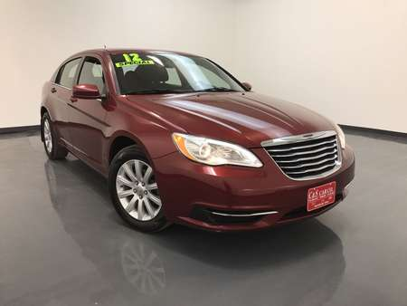 2012 Chrysler 200 Touring Sedan for Sale  - HY8274A2  - C & S Car Company