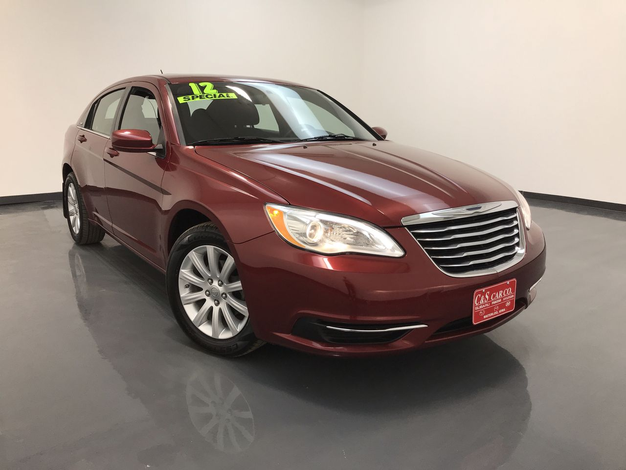2012 Chrysler 200  - C & S Car Company
