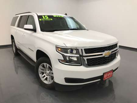 2015 Chevrolet Suburban LT for Sale  - 16038  - C & S Car Company