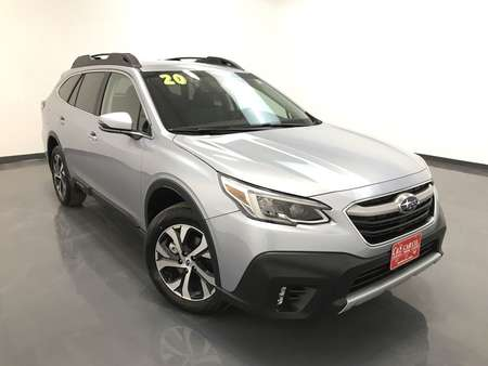 2020 Subaru Outback 2.5i Limited w/ Eyesight for Sale  - SB8431  - C & S Car Company