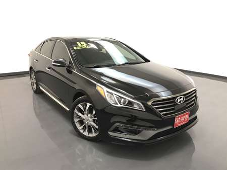 2015 Hyundai Sonata Sport Limited 2.0 T for Sale  - SB7334D1  - C & S Car Company