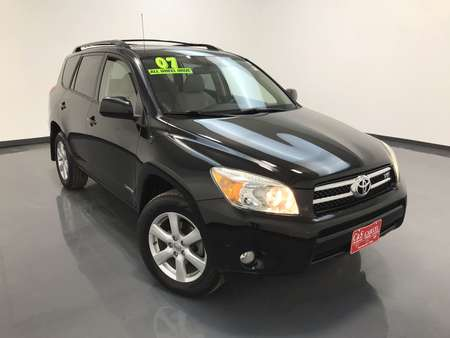 2007 Toyota Rav4 Limited 4WD for Sale  - SB8120A  - C & S Car Company