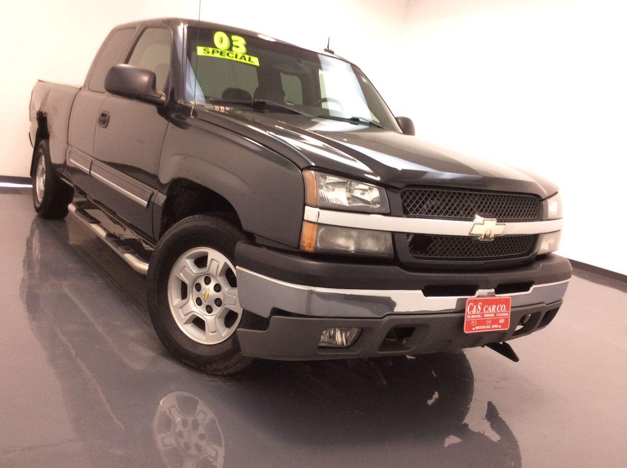 2003 Chevrolet Silverado 1500  - C & S Car Company