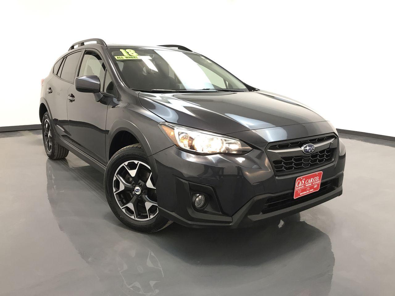 2018 Subaru Crosstrek 2.0i Premium w/Eyesight  - SB8429A  - C & S Car Company