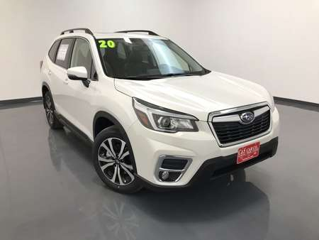 2020 Subaru Forester 2.5i Limited w/ Eyesight for Sale  - SB8448  - C & S Car Company